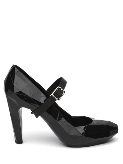 7489c9eaf Женские демисезонные туфли united nude черные артикул 5un.un53870. в  интернет магазине английской обуви UnitedNude.ru